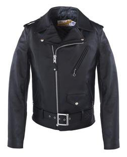 613S - Men's Leather M/C Jacket