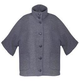 705W - Women's Wool Jacket (Oxford Grey)