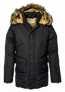 9156D - Men's Iceberg Down Filled Parka (Black)