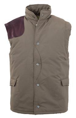 "9360V - 27"" Nylon Ottoman Hunting Vest (Moss)"