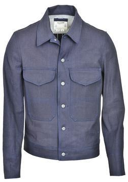 """P8430 - """"JP Jones"""" Deck Work Jacket (Indigo)"""