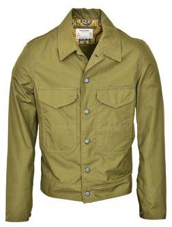 "P8432 - ""JP Jones"" Deck Work Jacket (Olive)"