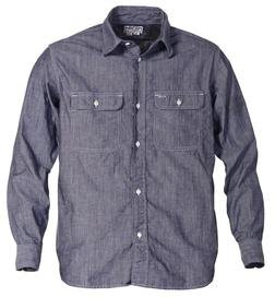 SH1501 - 100% Cotton Work Shirt