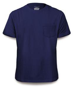 TEE1 - Schott NYC Pocket Tee
