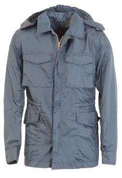 91351 - Flight Satin M-51 Field Jacket - Big Sizes Only