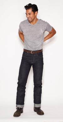 WILL32 - Willie Rigid - Boot Cut Jeans